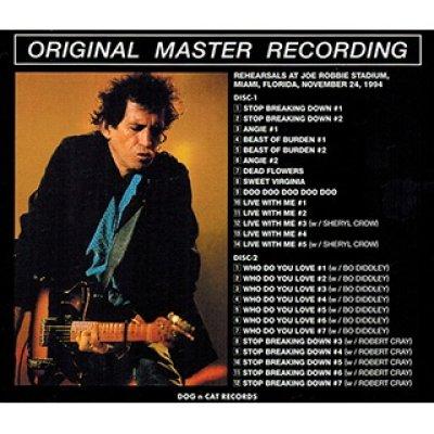 画像2: DAC-154 MIAMI REHEARSALS 1994 【2CD】