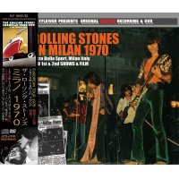 LIVE IN MILAN 1970 【2CD+DVD】