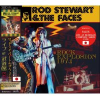ROD STEWART & THE FACES / ROCK EXPLOSION 1974 【2CD】