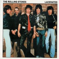 VGP-004 THE ROLLING STONES / LACERATED