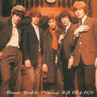 VGP-112 THE ROLLING STONES / MASONS YEARS TO PRIMROSE HILL