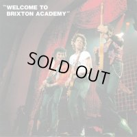 VGP-094 THE ROLLING STONES / WELCOME TO BRIXTON ACADEMY