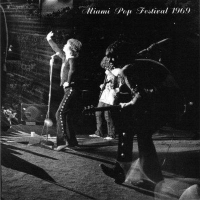 画像1: VGP-117 THE ROLLING STONES / MIAMI POP FESTIVAL 69