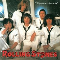 VGP-110 THE ROLLING STONES / WELCOME TO AUSTRALIA