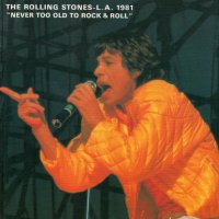 VGP-122 THE ROLLING STONES / NEVER TO OLD TO ROCK&ROLL