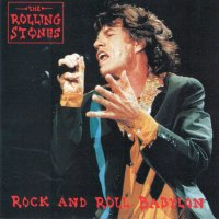 VGP-155 THE ROLLING STONES / ROCK`N ROLL BABYLON