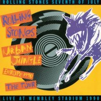VGP-339 THE ROLLING STONES / SEVENTH OF JULY 1990