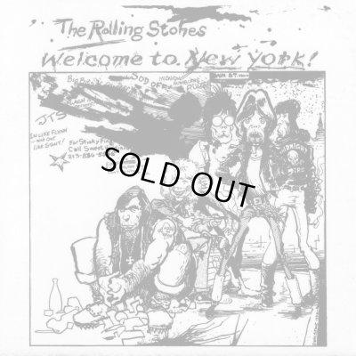 画像1: VGP-312 THE ROLLING STONES / WELCOME TO NEW YORK