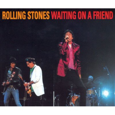 画像1: VGP-331 THE ROLLING STONES / WAITING ON A FRIEND