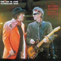 VGP-189 THE ROLLING STONES / ONE DAY IN JUNE 1998