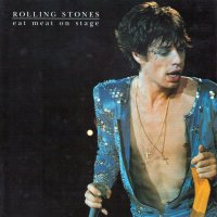 VGP-295 THE ROLLING STONES / EAT MEAT ON STAGE