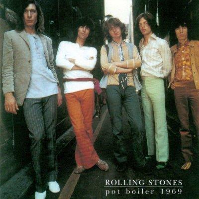 画像1: VGP-265 THE ROLLING STONES / POT BOILER 1969