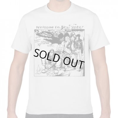 画像1: THE ROLLING STONES / WELCOME TO NEW YORK Tシャツ