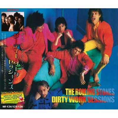 画像1: THE ROLLING STONES / DIRTY WORK SESSIONS 【3CD】
