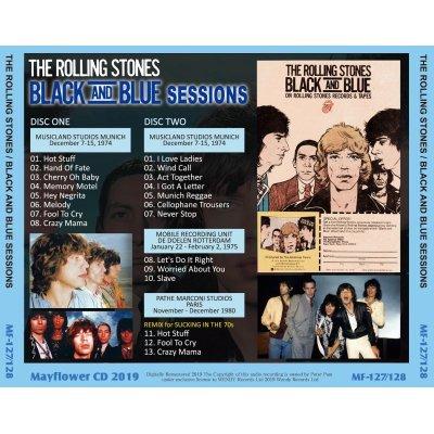 画像2: THE ROLLING STONES / BLACK AND BLUE SESSIONS 2CD