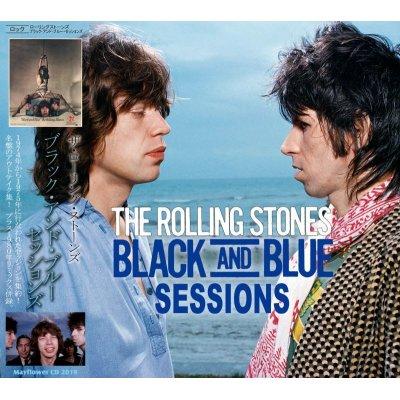 画像1: THE ROLLING STONES / BLACK AND BLUE SESSIONS 2CD
