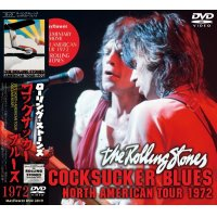 THE ROLLING STONES / COCKSUCKER BLUES DVD