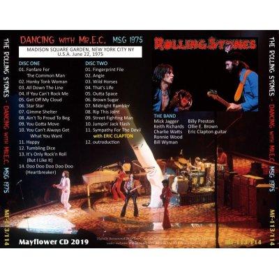画像2: THE ROLLING STONES 1975 DANCING WITH Mr.EC 2CD
