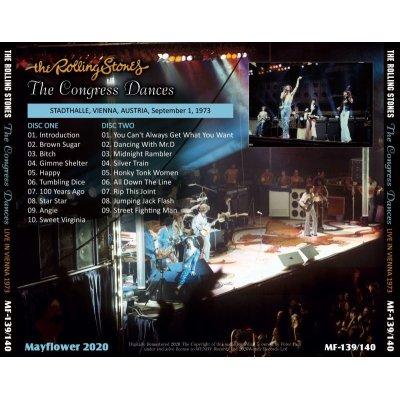 画像2: THE ROLLING STONES 1973 CONGRESS DANCES 2CD