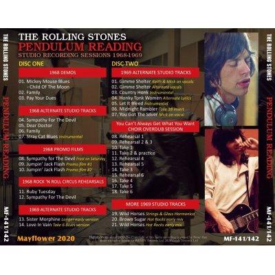 画像2: THE ROLLING STONES / PENDULUM READING 2CD
