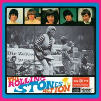 DAC-150 THE ROLLING STONES IN ACTION - GERMAN TOUR 1965 【1CD】