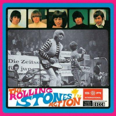 画像1: DAC-150 THE ROLLING STONES IN ACTION - GERMAN TOUR 1965 【1CD】