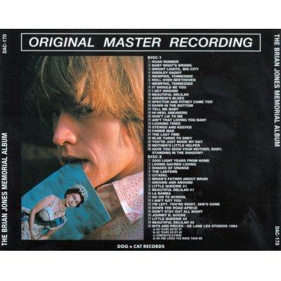 画像2: DAC-170 THE BRIAN JONES MEMORIAL ALBUM 【2CD】