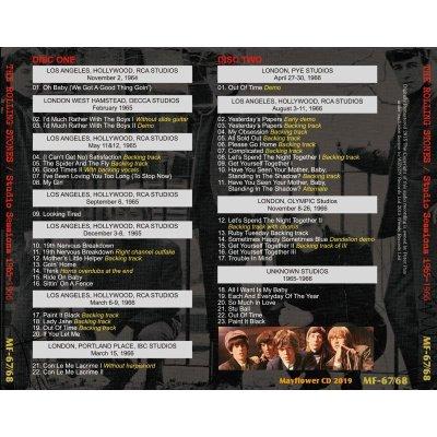 画像2: THE ROLLING STONES COMPLETE STUDIO SESSIONS 1965-1966 2CD