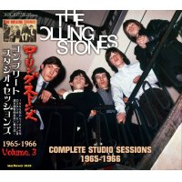 THE ROLLING STONES COMPLETE STUDIO SESSIONS 1965-1966 2CD