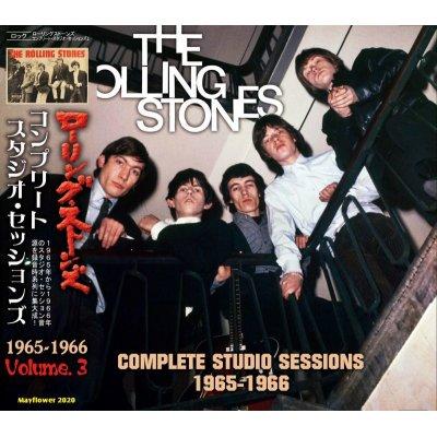 画像1: THE ROLLING STONES COMPLETE STUDIO SESSIONS 1965-1966 2CD