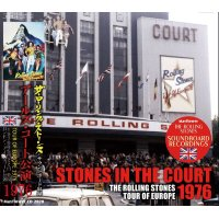 THE ROLLING STONES 1976 STONES IN THE COURT 2CD