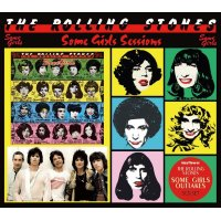 THE ROLLING STONES SOME GIRLS SESSIONS 5CD