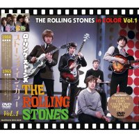 THE ROLLING STONES / STONES IN COLOR Vol.1 DVD