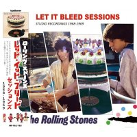 THE ROLLING STONES LET IT BLEED SESSIONS 2CD