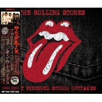 THE ROLLING STONES FULLY FINISHED STUDIO OUTTAKES 3CD