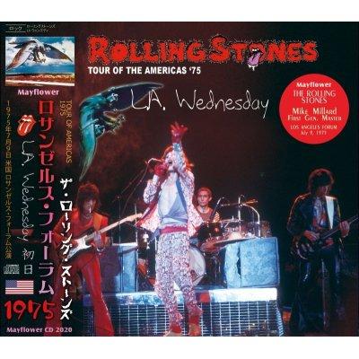 画像1: THE ROLLING STONES 1975 L.A. WEDNESDAY 2CD
