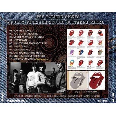 画像2: THE ROLLING STONES FULLY FINISHED STUDIO OUTTAKES EXTRA CD