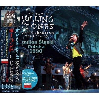 画像1: THE ROLLING STONES 1998 STADION SLASKI POLSKA 2CD